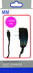 MM Home Charger 1.2 AMP Blue (Retail Package )