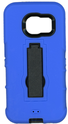 Samsung Galaxy S7 Armor Horizontal With Kickstand Blue