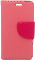 Motorola E2 LTE CDMA Professional Wallet Pink