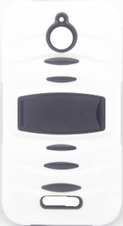 HTC 510 Desire MM Kickstand Case White