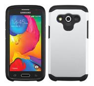 Samsung Galaxy Avant  ASMYNA Silver/Black Astronoot Phone Protector Cover