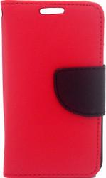 LG Optimus L70 Professional Wallet Red