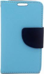 LG Optimus L70 Professional Wallet Blue