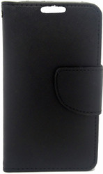 LG Optimus L70 Professional Wallet Black