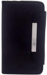 LG Optimus L70 MYBAT Black MyJacket Wallet (No Package)