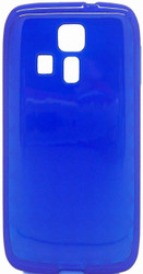 Kyocera Hydro Icon/ Life/ Vibe TPU Blue