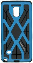 Samsung Galaxy Note 4 MM Spider Case Blue