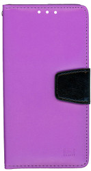 Samsung Galaxy Grand Prime  MM Executive Wallet Purple