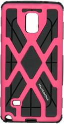 Samsung Galaxy Note 4 MM Spider Case Pink