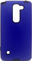 SOLD OUT LG Spirit ASMYNA Blue/Black Hybrid Protector Cover
