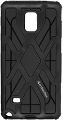 Samsung Galaxy Note 4 MM Spider Case Black