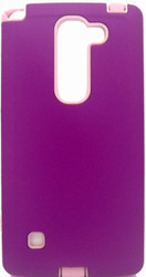 SOLD OUT LG Spirit ASMYNA Purple/Pink Hybrid Protector Cover