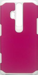ZTE Axon Pro MM Slim Dura Pink & White