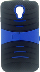 LG Volt Armor Case With Kickstand Blue & Black