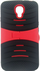 LG Volt Armor Case With Kickstand Red & Black