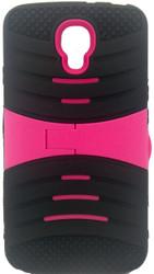 LG Volt Armor Case With Kickstand Pink & Black