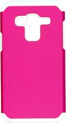 Samsung Galaxy J5 MM Slim Dura Case Pink & White