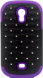 SOLD OUT Samsung Galaxy Light T399 Dual Bling Case Purple