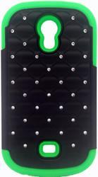 Samsung Galaxy Light T399 Dual Bling Case Green