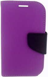 SOLD OUT Samsung Galaxy Light T399 Professional Wallet Purple