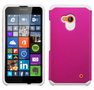 Microsoft Lumia 640 ASMYNA Hot Pink/White Astronoot Phone Protector Cover