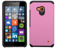 Microsoft Lumia 640 ASMYNA Pink/Black Astronoot Phone Protector Cover