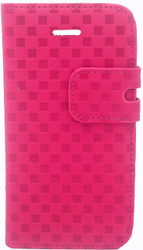 Iphone 5/5S/SE Weave Case Pink