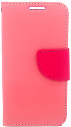 HTC 510 Desire Professional Wallet Pink
