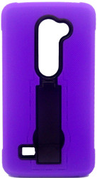 SOLD OUT LG C40 Leon Armor Horizontal With Kickstand Purple