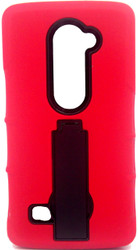 SOLD OUT LG C40 Leon Armor Horizontal With Kickstand Red