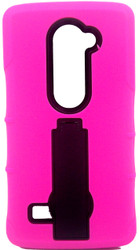 SOLD OUT LG C40 Leon Armor Horizontal With Kickstand Pink