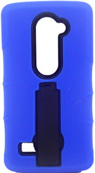 SOLD OUT LG C40 Leon Armor Horizontal With Kickstand Blue