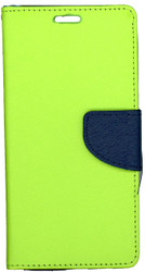Samsung Galaxy Grand Prime Professional Wallet Green & Navy