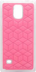 Samsung Galaxy Note 4 Argyle Bumper Pink