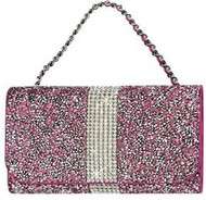 "Jewel Pouch Large (5.5""-6.5"") Pink"