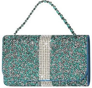 "Jewel Pouch Large (5.5""-6.5"") Teal"