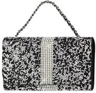 "Jewel Pouch Large (5.5""-6.5"") Black"