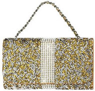 "Jewel Pouch Large (5.5""-6.5"") Gold"
