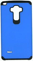 LG Stylo MM Slim Dura Case Blue