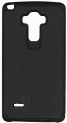 LG Stylo MM Slim Dura Case Black
