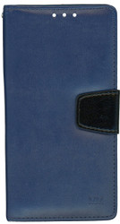LG Stylo MM Executive Wallet Navy