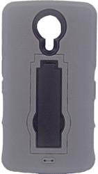 ZTE N817 Armor Horizontal With Kickstand Grey