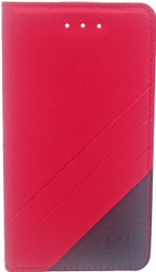 ZTE N817 MM Magnet Wallet Red
