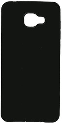 Samsung Galaxy A7 TPU Transparent Black