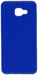 Samsung Galaxy A7 TPU Transparent Blue