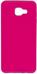 Samsung Galaxy A7 TPU Transparent Pink