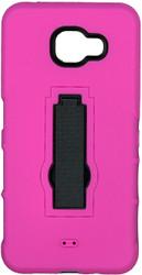 Samsung Galaxy A7 Armor Horizontal With Kickstand Pink