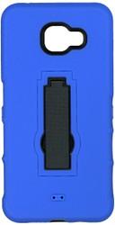 Samsung Galaxy A7 Armor Horizontal With Kickstand Blue