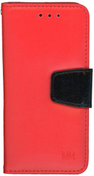 Samsung Galaxy A3 MM Executive Wallet Red