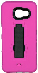 Samsung Galaxy A3 Armor Horizontal With Kickstand Pink